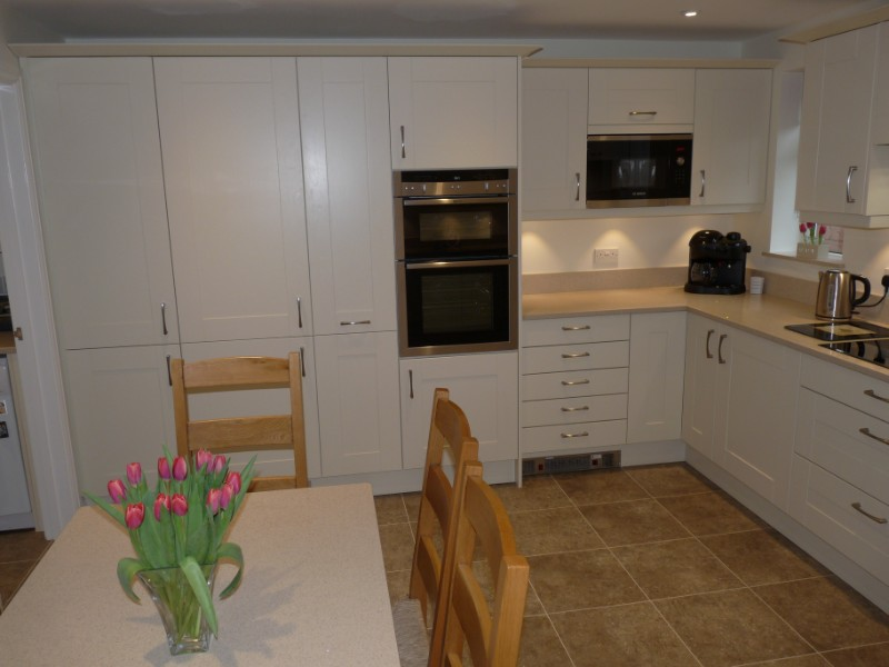 Broadoak Alabaster kitchen