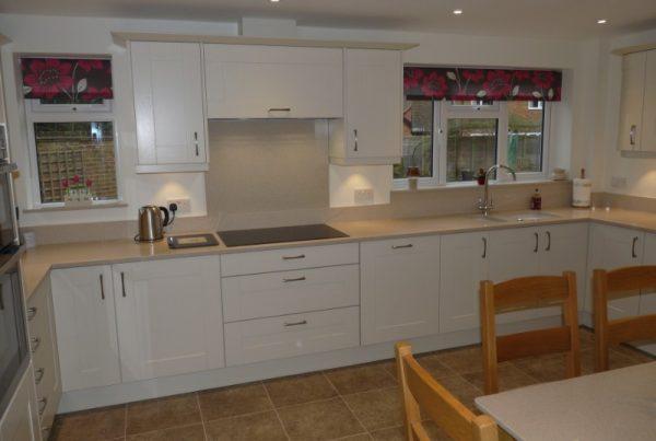 Broadoak Alabaster kitchen