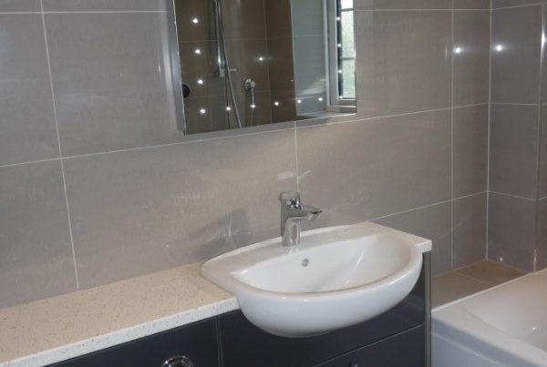 Atlanta-dark-grey-gloss-bathroom-funriture-lit-mirror