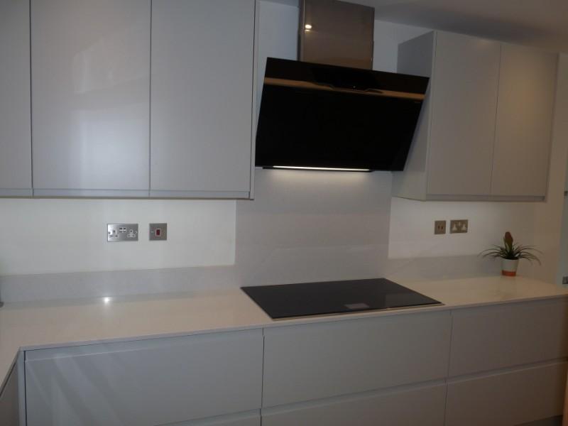 Remo Dove Grey matt Kitchen