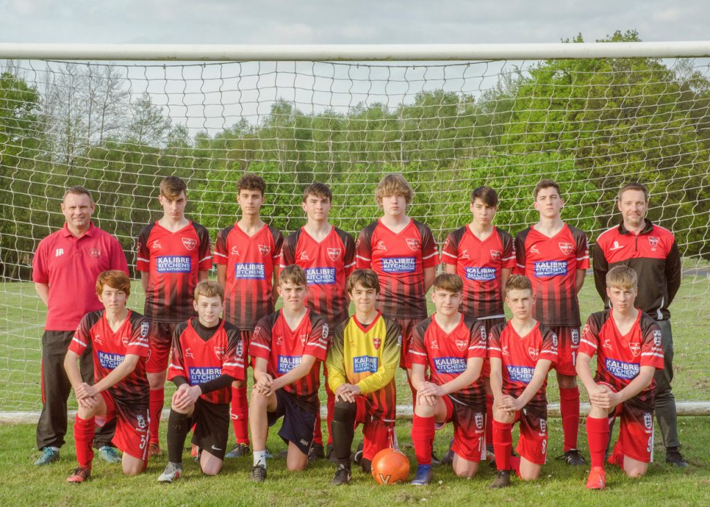 Hart Spartans U15, 2018-2019 season