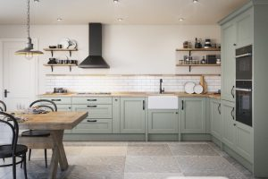 Mornington Beaded Bespoke colours Painted Real Wood Shaker